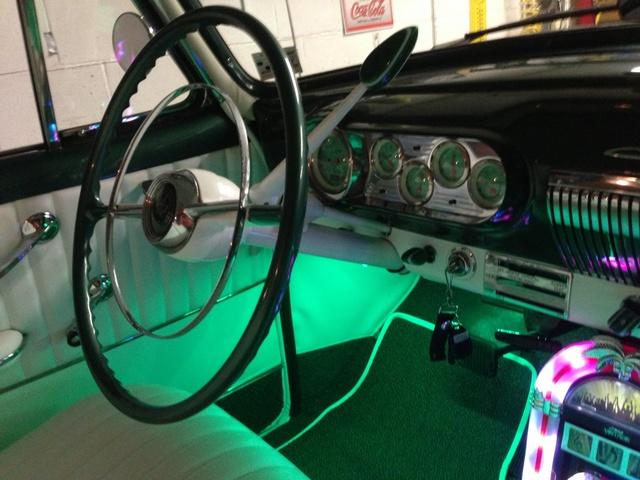 1953 Chevrolet Bel Air Interior Pictures Cargurus
