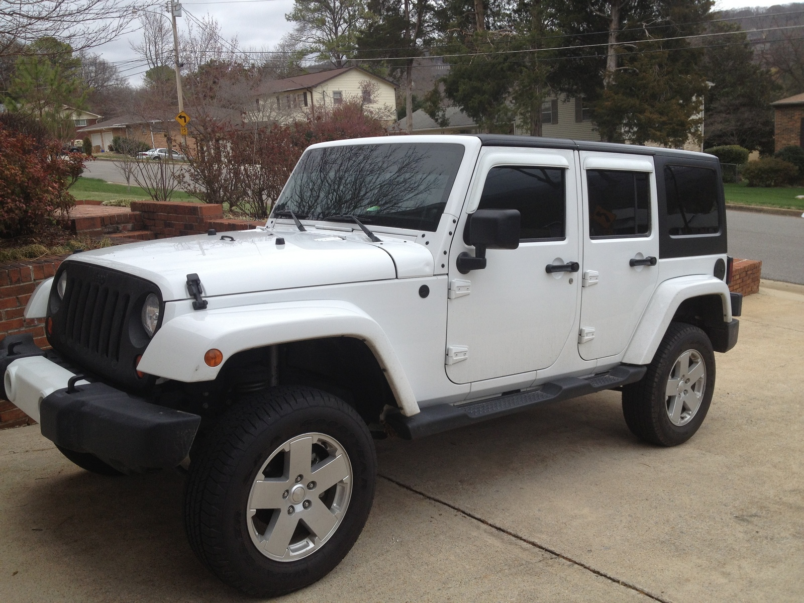 picture of 2012 jeep wrangler unlimited sahara exterior. Cars Review. Best American Auto & Cars Review
