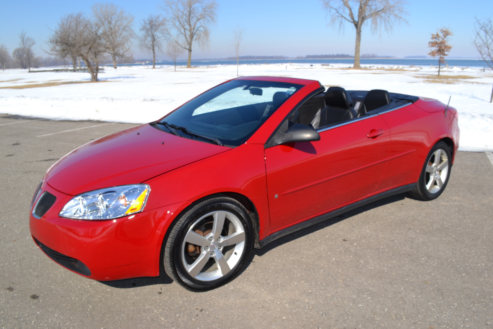 picture of 2006 pontiac g6 gt convertible exterior. Black Bedroom Furniture Sets. Home Design Ideas