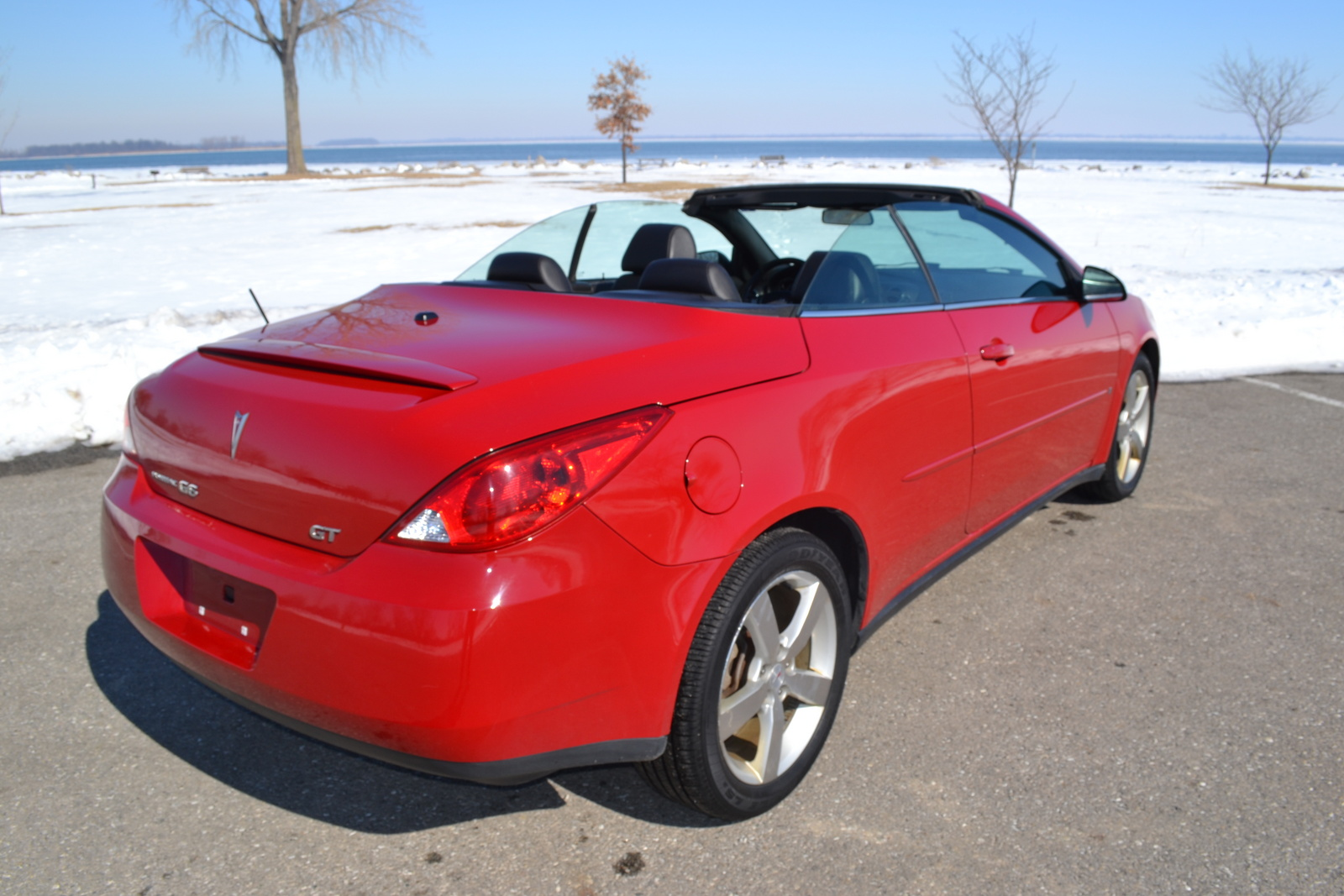 2006 pontiac g6 gt convertible picture exterior. Black Bedroom Furniture Sets. Home Design Ideas