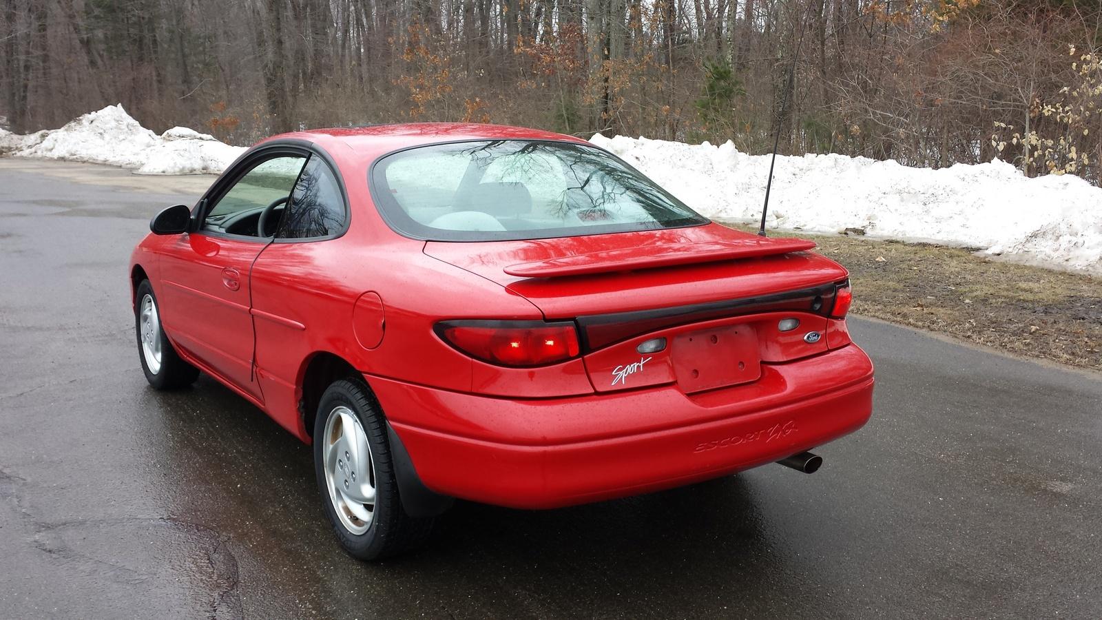 1998 Ford Escort Consumer Reviews -