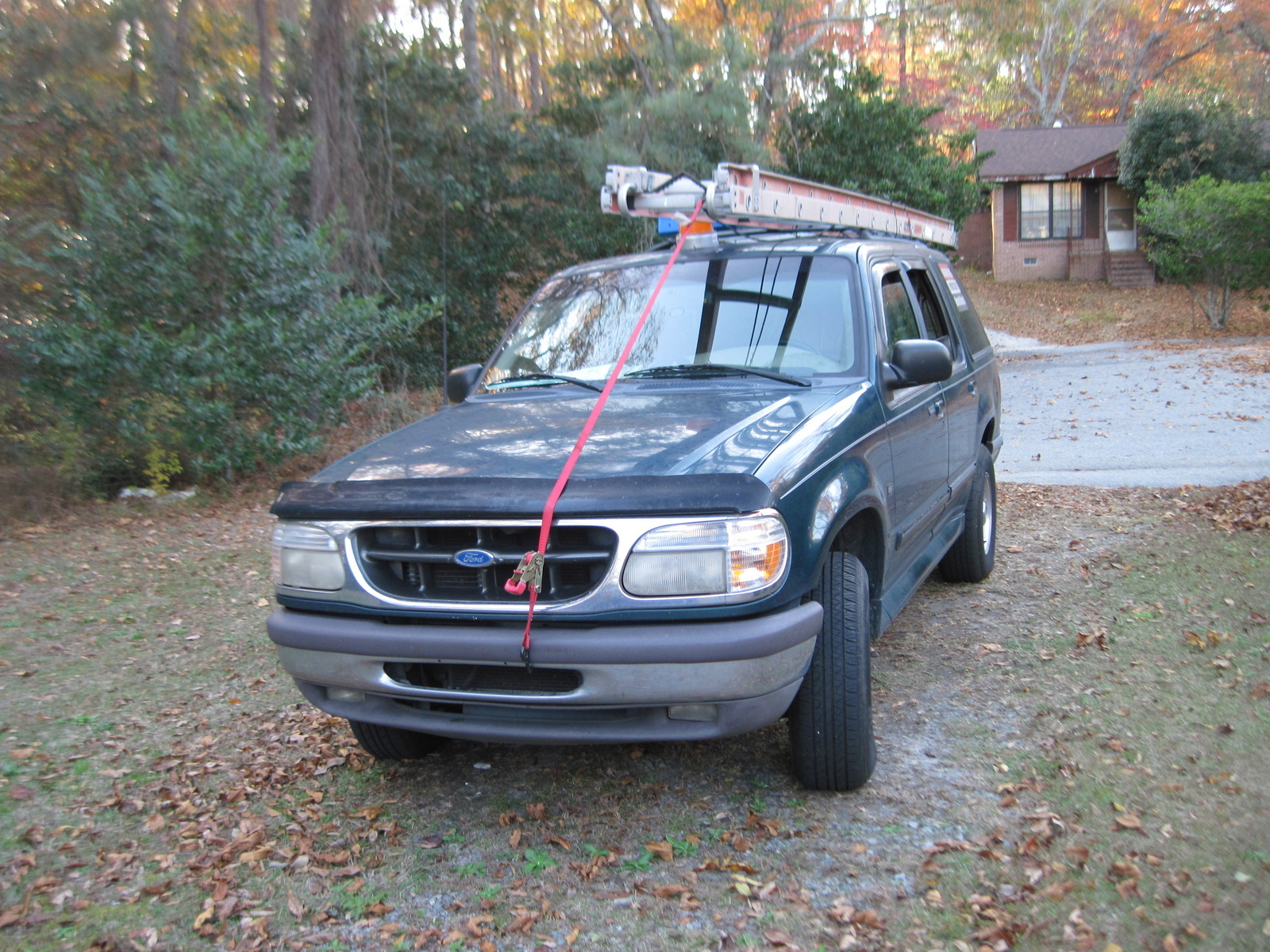 Ford explorer questions 1997 ford explorer when i turn on just the parking lights the headlig cargurus