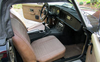 Picture of 1980 MG MGB Roadster, interior