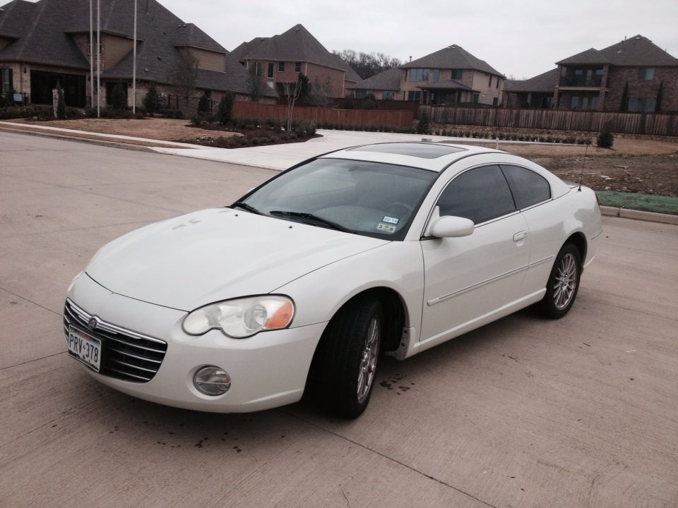 2004 chrysler sebring coup limited related infomation specifications weili automotive network. Black Bedroom Furniture Sets. Home Design Ideas