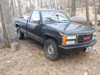Picture of 1992 GMC Sierra C/K 2500, exterior
