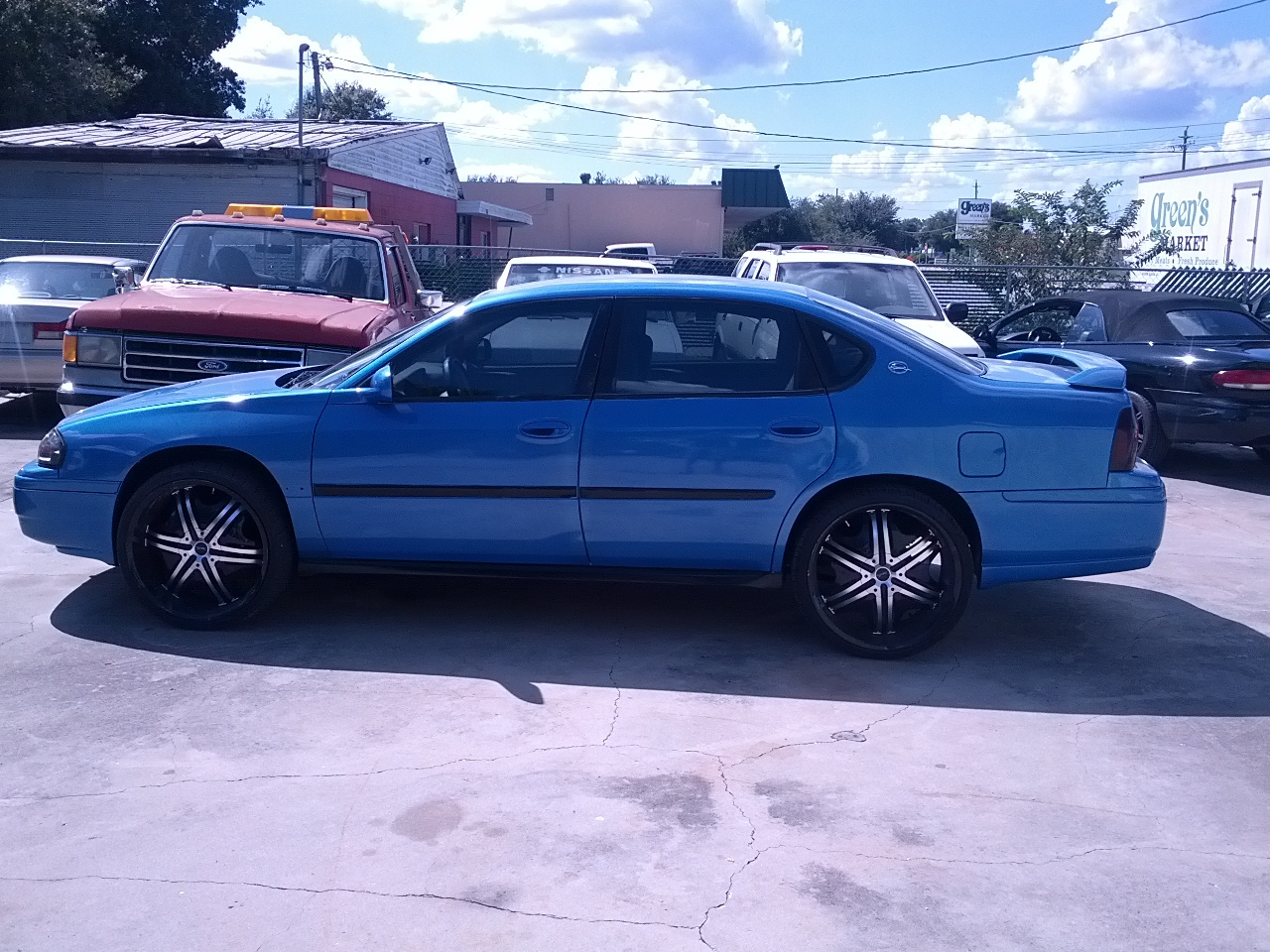 2002 chevrolet impala overview cargurus. Cars Review. Best American Auto & Cars Review