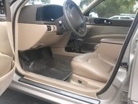 Picture of 1997 Lincoln Continental 4 Dr STD Sedan, interior