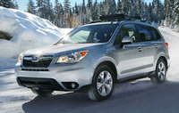 2015 Subaru Forester Overview