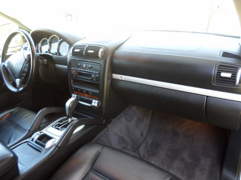 Picture Of 2004 Porsche Cayenne S Interior