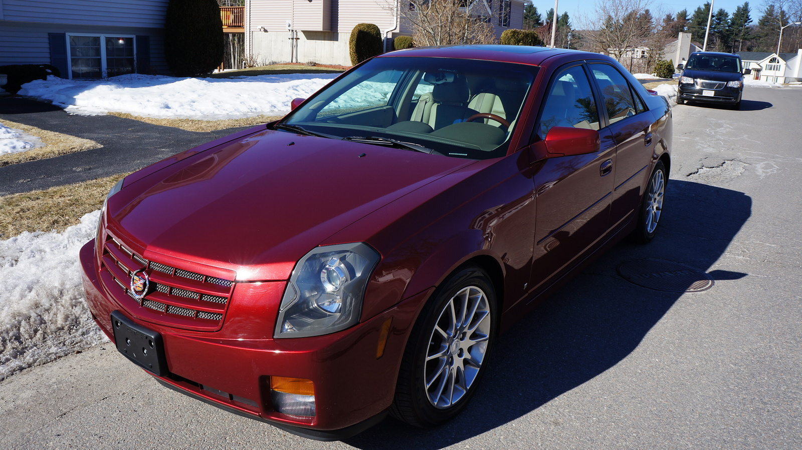 2006 Cadillac Cts - Pictures
