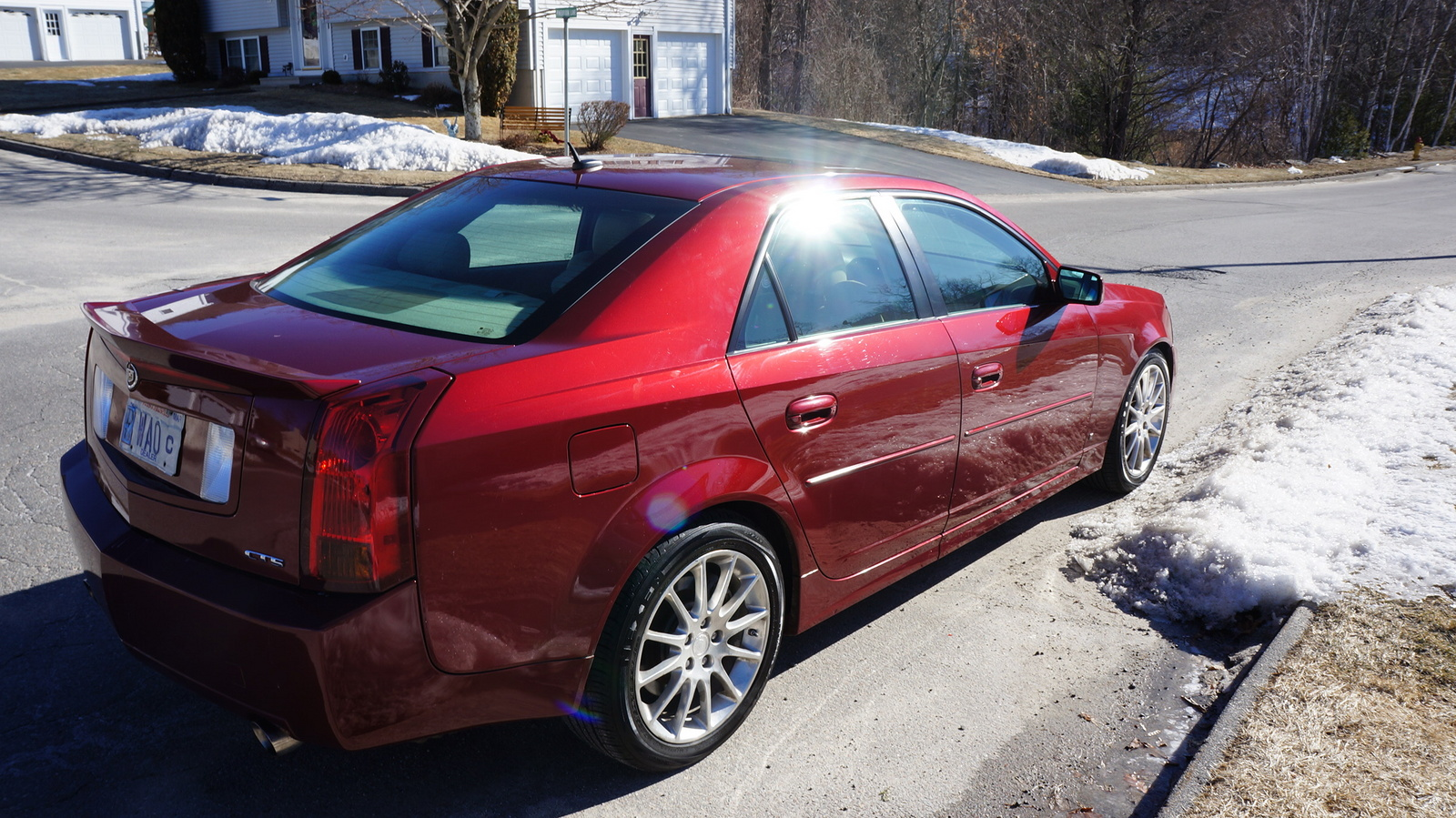 2006 cadillac cts pictures cargurus
