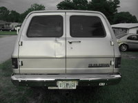 1991 Chevrolet Suburban Picture Gallery