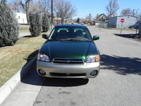 Picture of 2001 Subaru Outback Limited, exterior, gallery_worthy