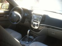 Picture of 2009 Hyundai Santa Fe GLS AWD, interior