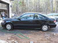 Picture of 2000 Honda Civic Coupe, exterior
