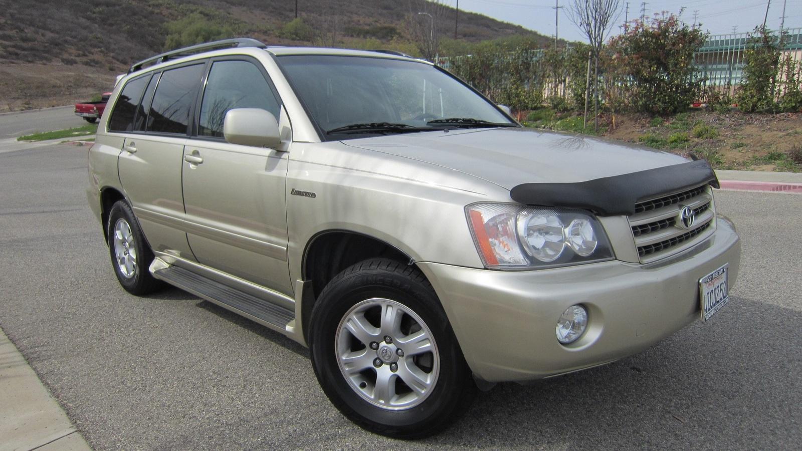 2003 Toyota Highlander - Overview - CarGurus