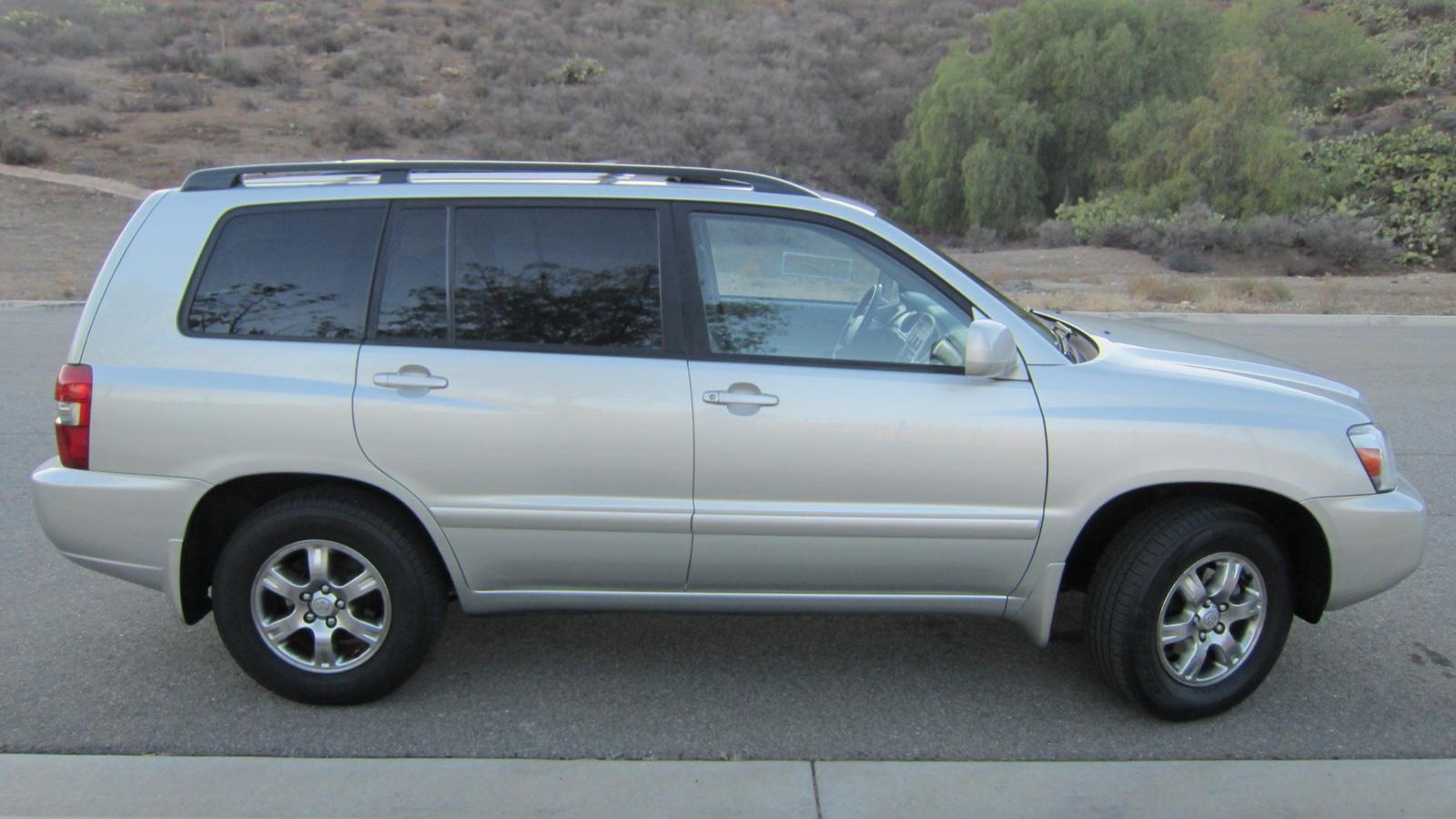 2005 Highlander Toyota