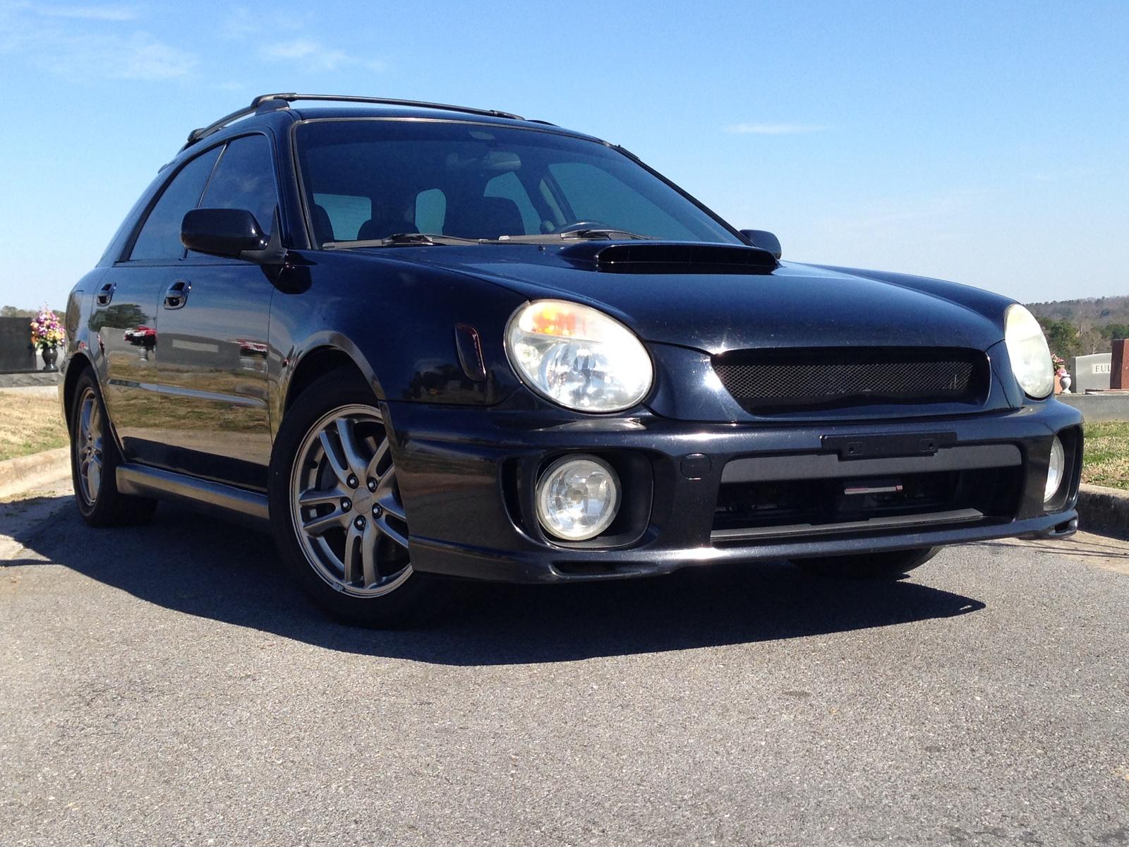 Image: 2003 Subaru WRX Wagon, size: 700 x 554, type: gif ... |2003 Impreza Wrx Wagon Stanced