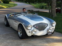 1955 Austin-Healey 100 Overview