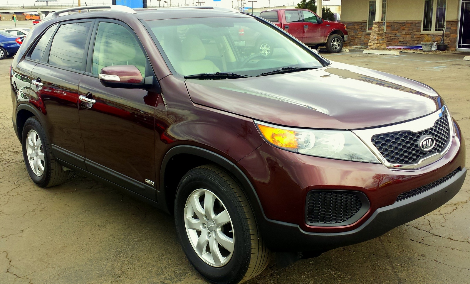2014 kia sorento lx suv ratings prices trims summary html autos post. Black Bedroom Furniture Sets. Home Design Ideas