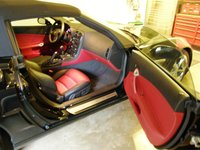 Picture of 2010 Chevrolet Corvette Grand Sport Convertible 3LT, interior, gallery_worthy