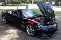 Picture of 2010 Chevrolet Corvette Z16 Grand Sport 3LT Convertible RWD, exterior, engine, gallery_worthy
