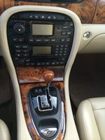 Picture of 2006 Jaguar XJR 4 Dr Sedan, interior