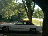 1969 Ford Thunderbird, Pic of when I first bought the car, exterior