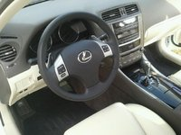 Picture of 2011 Lexus IS 250 Base, interior