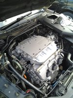 Picture of 2002 Acura TL 3.2TL, engine