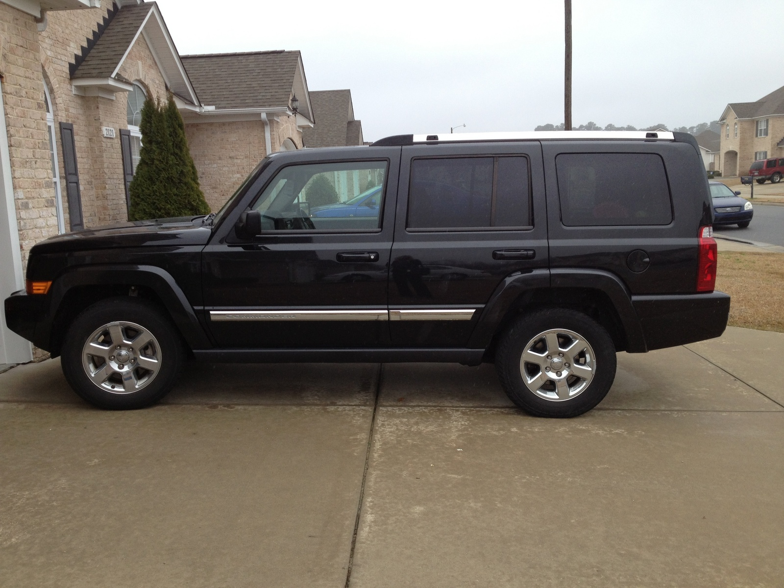 2008 Jeep Commander Limited For Sale Cargurus