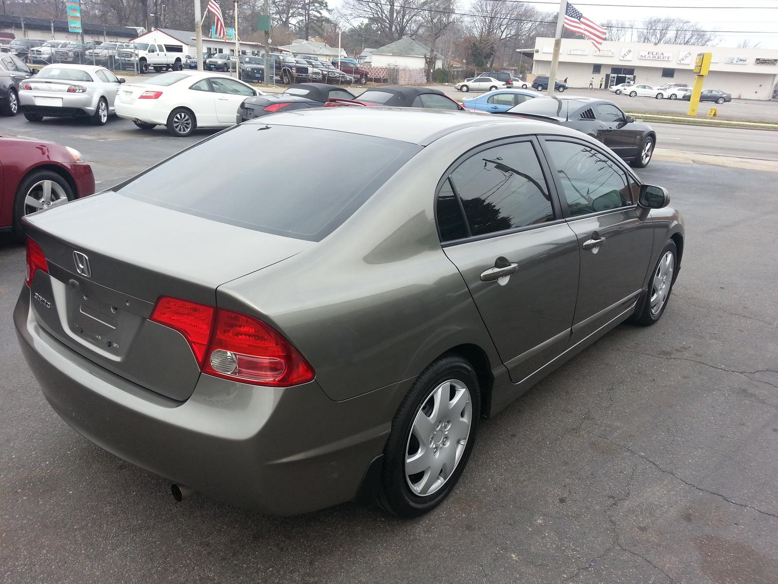2007 Honda Civic - Pictures - CarGurus