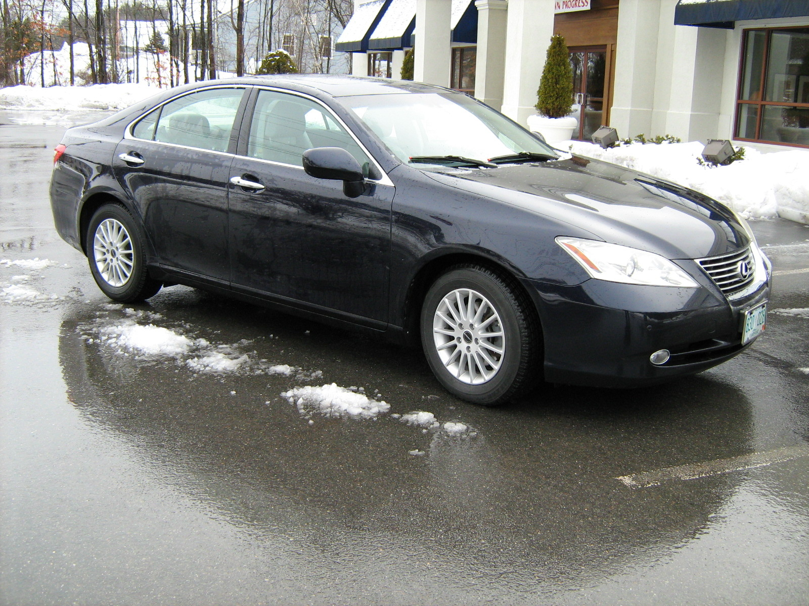 picture of 2007 lexus es 350 base exterior. Black Bedroom Furniture Sets. Home Design Ideas