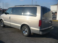 1999 GMC Safari Overview