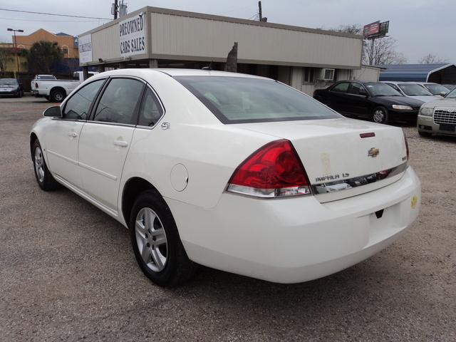 2007 Chevrolet Impala - Pictures