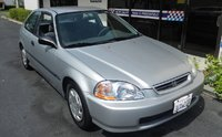 1997 Honda Civic Coupe Overview