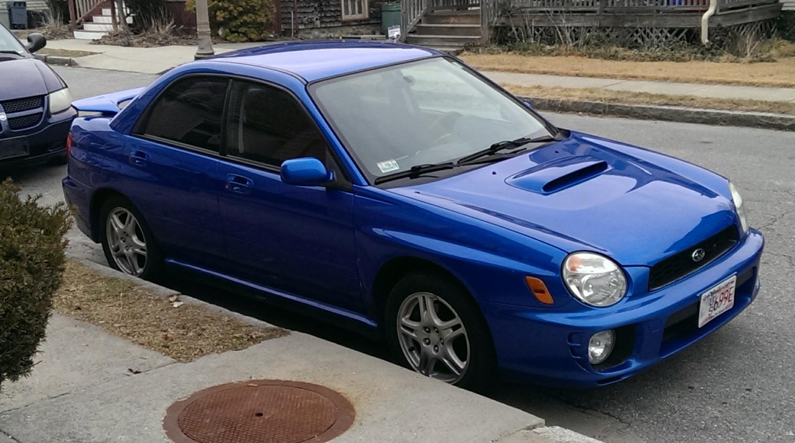 Who Owns Subaru >> 2002 Subaru Impreza WRX - Pictures - CarGurus