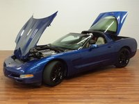 Picture of 2002 Chevrolet Corvette Coupe, exterior, interior, engine
