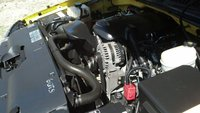 Picture of 2005 Chevrolet Silverado 1500 Extended Cab 4WD, engine, gallery_worthy
