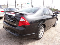 Picture of 2010 Ford Fusion SEL V6 AWD, exterior