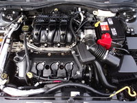 Picture of 2010 Ford Fusion SEL V6 AWD, engine