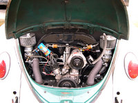 Picture of 1964 Volkswagen Beetle, engine