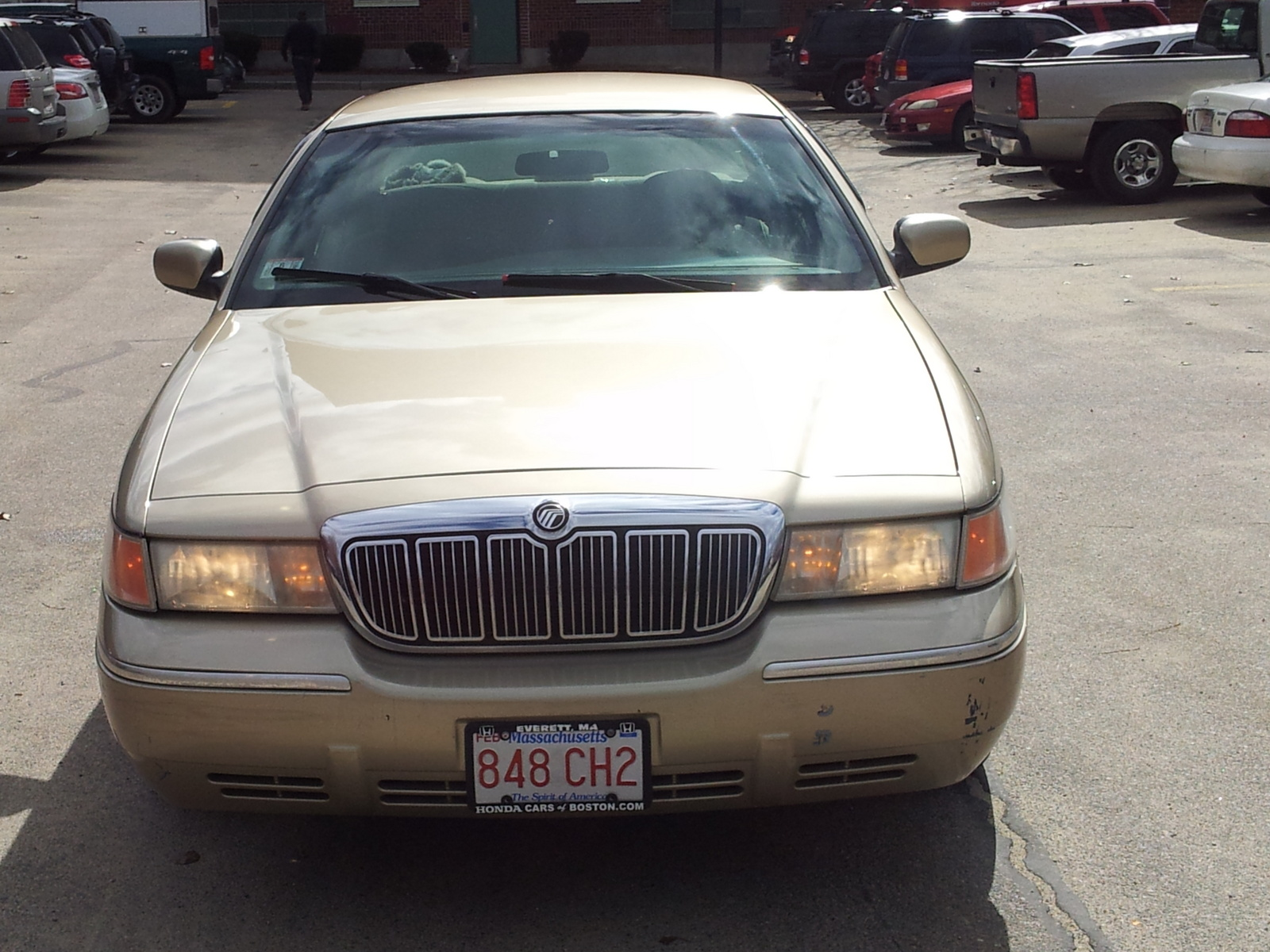 Picture of 2000 Mercury Grand Marquis GS