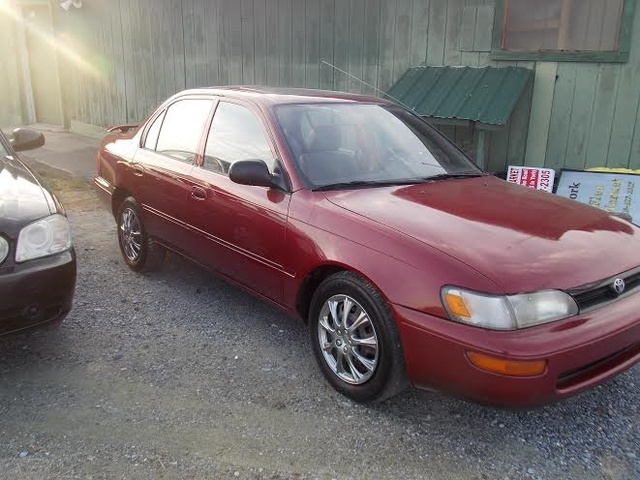 Picture of 1995 Toyota Corolla Base, exterior