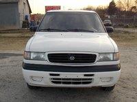 1996 Mazda MPV Overview