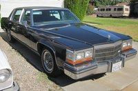 1986 Cadillac Brougham Overview