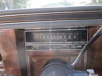 Picture of 1986 Cadillac Brougham, interior