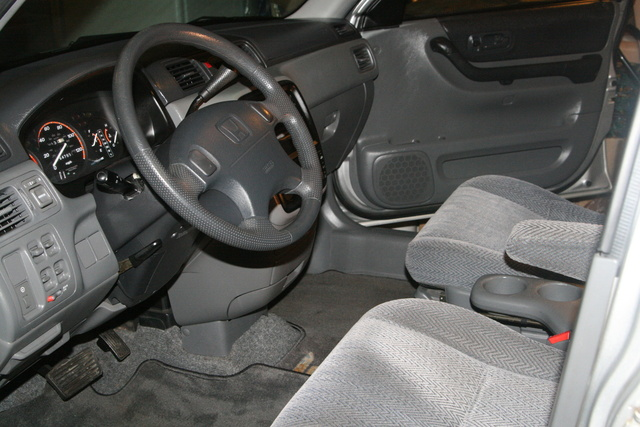 Picture of 1998 Honda CR-V LX AWD, interior, gallery_worthy