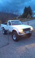 1983 Toyota Pickup Picture Gallery
