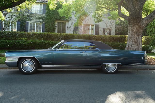 Cadillac Eldorado Pic X